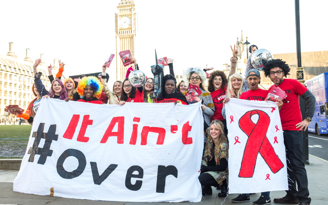 Youth leadership is more crucial than ever in the global response to HIV
