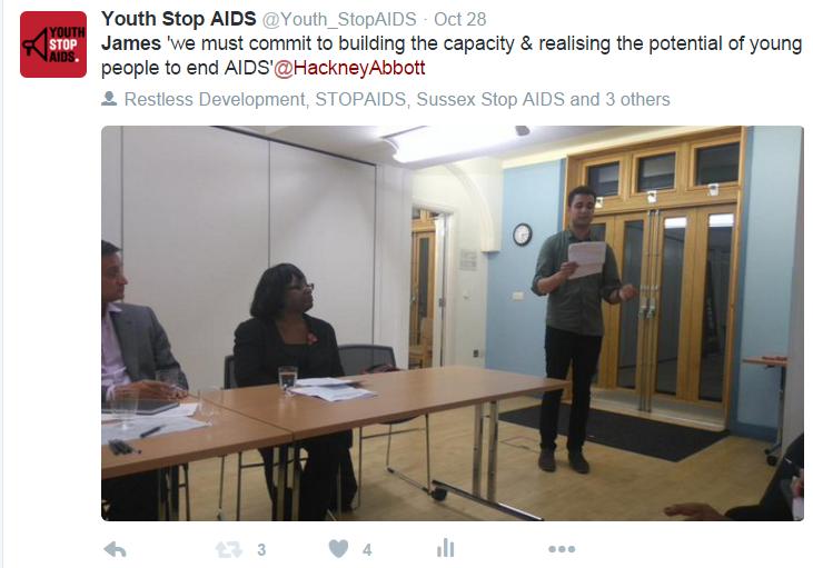 STOPAIDS AGM Oct 28th DAbbott_JCole