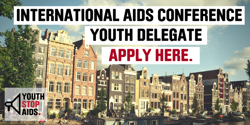 4 reasons why young people are needed at this year's International AIDS Conference