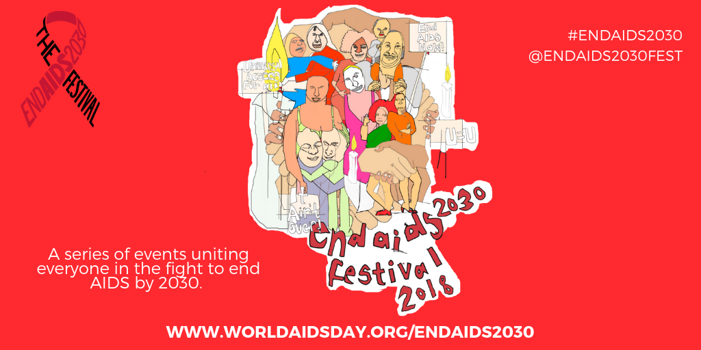 Join us at the ENDAIDS2030 Festival